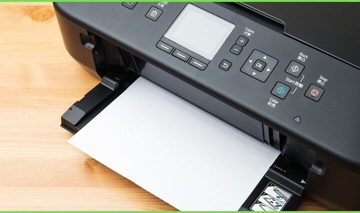 Computer is using the Printer
