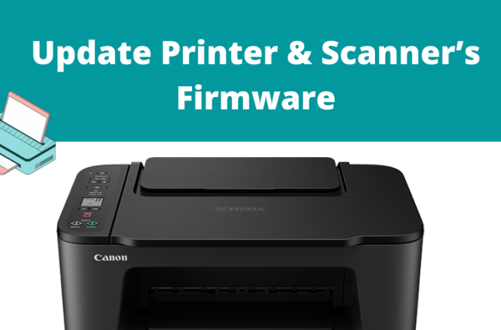 printer and scanner's firmware